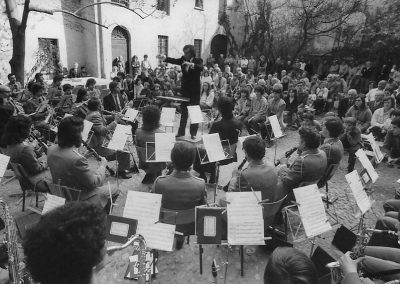 1982 Sabato Santo, Corte Ruchat