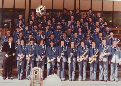 1985 Convegno Cantonale, Chiasso